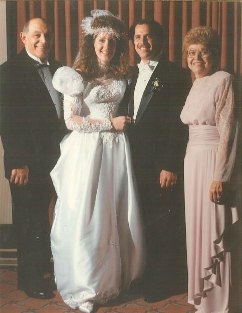 Bernie, Norma, Lorie & Rick