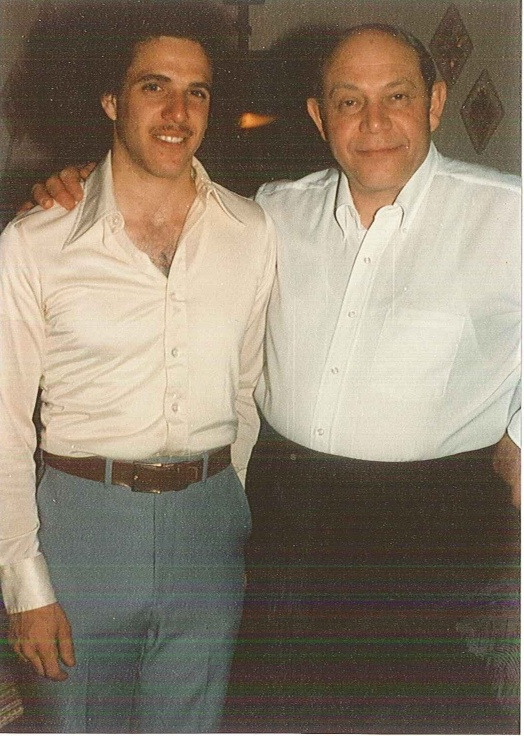 Bernie & Rick