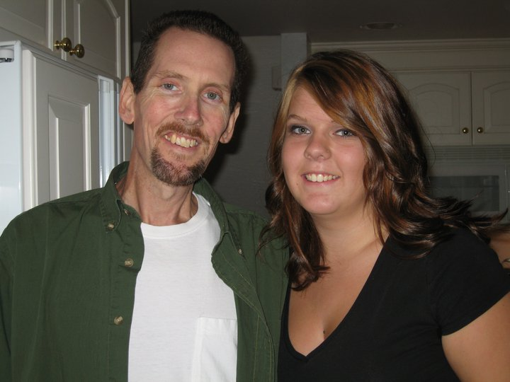 Charlie with Daughter Morgan 10-25-10