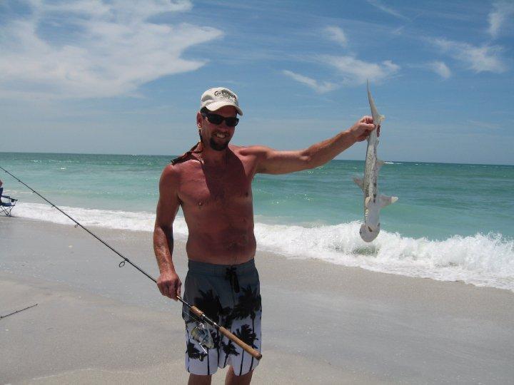 Charlie Surf Fishing 4-10
