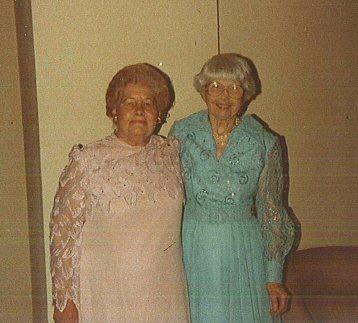 Virginia & Doris
