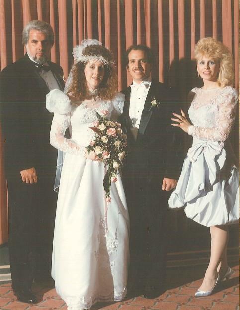 Lance, Marilyn, Lorie & Rick